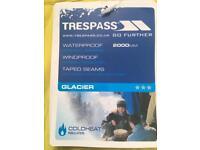 Tresspass Glasto glacier men's ski pant salopettes XXL