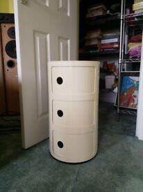 Retro storage unit.