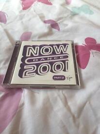 Now dance 2001 part 2 cd album