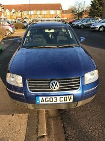 CHEAP Volkswagen Passat 1.9 TDI 5dr Estate