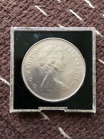 collectable royal coin