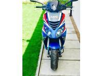 2010 PIAGGIO NRG 50cc scooter