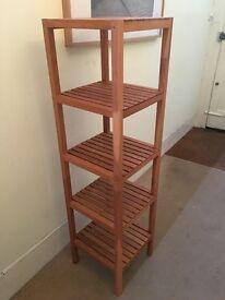 Ikea Shelves (bathroom/living room/bedroom)