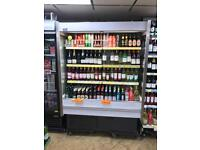 Display retail fridge