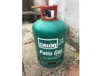 Calor Gas Patio Gas 13kg used few times