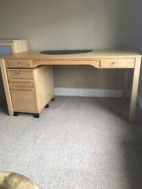 Ikea Desk & Draws