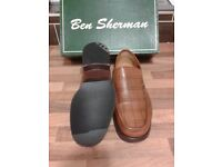 Ben Sherman tan shoes