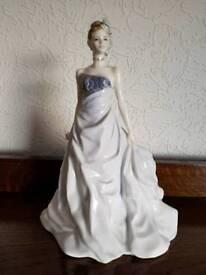 """Royal Worcester Figurine """"Isabelle"""""""