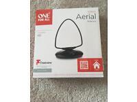 Indoor aerial antenna