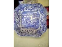 Spode vegetable dish