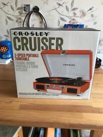 Crossley cruiser brand new