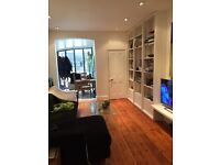 Easter holidays central London house