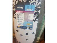 Minky iron board brand new