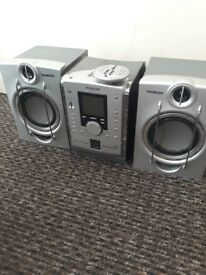 Thomson 5disc changer stereo system