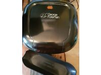 *Like new George Foreman Fat Reducing Compact Grill*