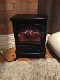 Portable electric fire for sale