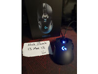 LOGITECH G900 Chaos Spectrum wireless gaming mouse