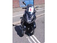 YAMAHA TRICITY 125 for quick sale