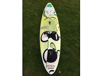 RRD 80 litre windsurfing board