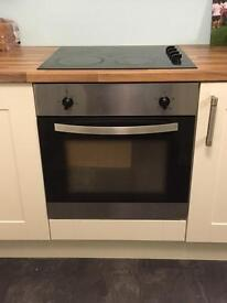 Electric oven & Electric hob