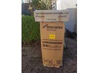 Worcester Bosch LPG has boiler