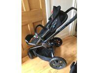 Quinny Buzz stroller 3 in 1 Travel system Ltd Ed