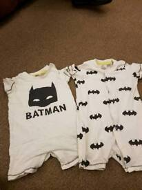 6 - 9 months character clothes