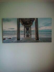 Large Seascape Canvas