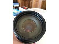 Canon camera lens 75-300mm