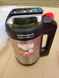 morphy richards soup maker 1.6L