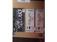 2 little mix tickets for 13th november leeds