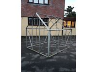 7ft x 6ft garden greenhouse for sale