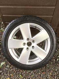 Volkswagen Passat Alloy Wheel