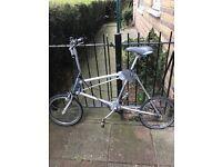 Brompton bike lookalike 4 sale...