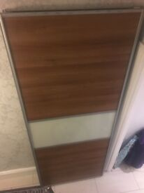 3 sliding wardrobe doors