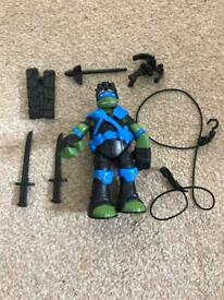 TMNT Stealth Tech Leonardo Figure