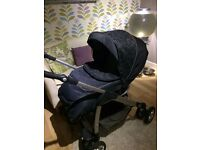 Silver Cross complete travel system
