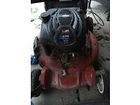 Toro mower (drive gone)