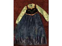 Frozen Anna fancy dress