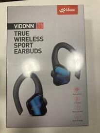 VIDONN headphones / earbuds
