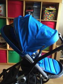 Britax Affinity Pushchair and Carrycot