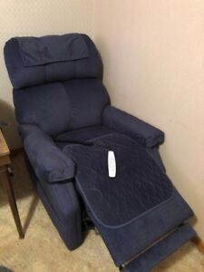 Navy lift chair - brand new