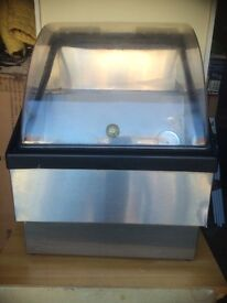 """ice box/fast chiller/freezer ideal for bbq""""s man cave"""