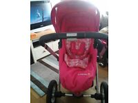 Mothercare pram for sale.