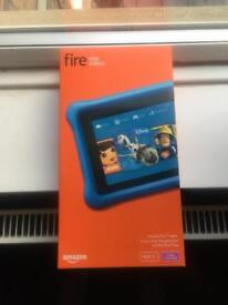 "Amazon fire kid edition tablet 7"" 16gb brand new sealed boxed"