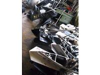 outboards gearbox / leg mercury / mariner / yamaha / suzuki / johnson / evinrude