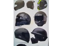 Motor cycle accessories and clothing