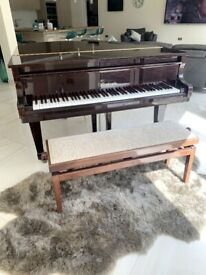 Modern High Gloss Offenbach Baby Grand Piano