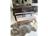 Modern High Gloss Offenbach Baby Grand Piano
