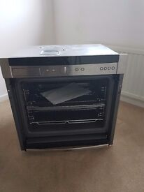 Neff fan oven. Brand new. Bought for new kitchen.